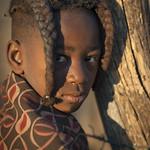Himba girl - Namibia