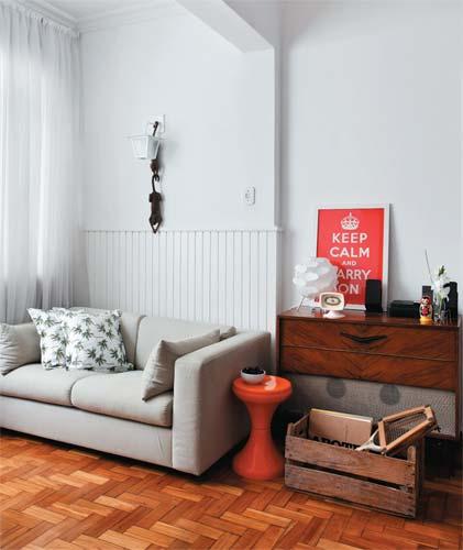 como decorar um apartamento gastando pouco