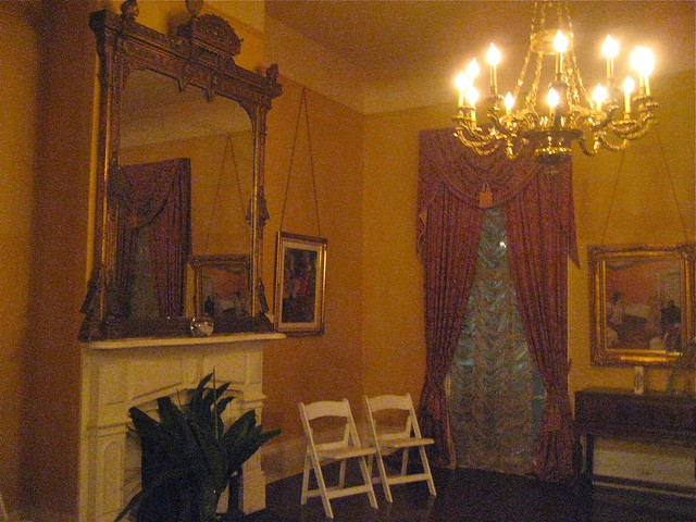 Degas House Interior, New Orleans