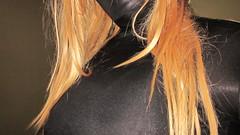 Oh I love this suit's texture (zentaitv) Tags: tv cd tgirl transgender crossdresser crossdress zentai breastforms