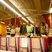 Une partie de l'équipe du Salon du Livre