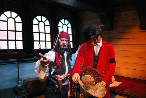 Real Pirates at HMNS