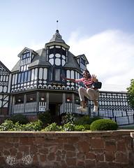 andrew (bitchplz) Tags: castle jumping andrew princeedwardisland kensington mansion pei hauntedmansion