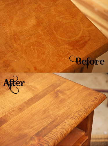 Before After Little Table3