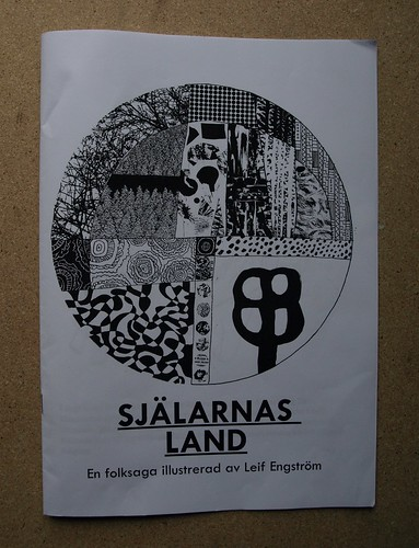 Själarnas land - Land of Souls - cover
