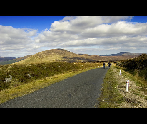 The Wicklow Mountains
