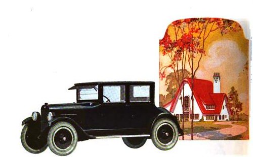 Home and Car 1922