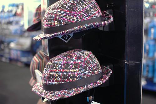 Bowler helmets