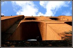 VERSO IL CIELO (Andrea Marchetti) Tags: bridge ponte architettura archi valledimaddaloni acquedottoromano