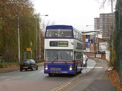 End of Metros on the 1: 2795 (MCW1987) Tags: park travel west hill cannon mk2 midlands metrobus twm mcw edgbaston 2795 wmt wmpte b795aoc