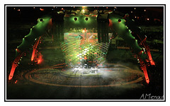 U2 - San Sebatin / Donostia (Ander Menaut) Tags: adam u2 spain tour 360 bono larry theedge sansebastian donostia anoeta