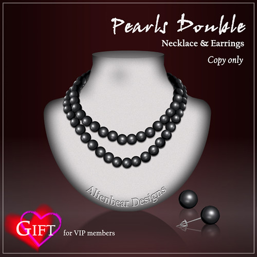 Oct 2010 member gift Double Pearl