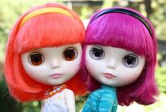 shiny FBL sisters!