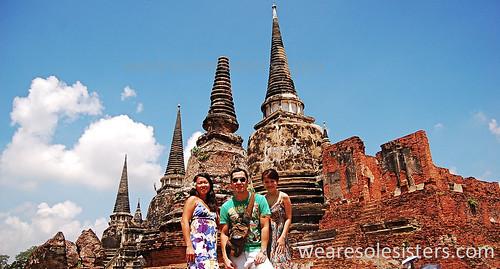 Wat Phra Sri Sanphet, Ayutthaya3