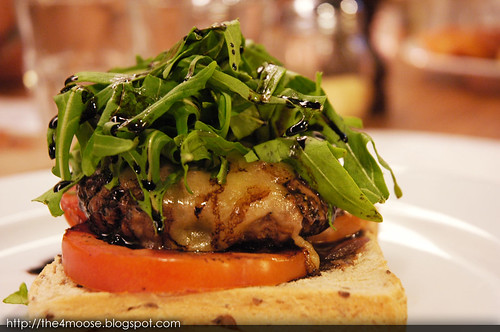 Jolly Frog - Wagyu Beef Burger