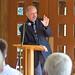 Michael King at the Haverim and seminary program