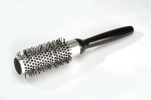 alisado del cabello