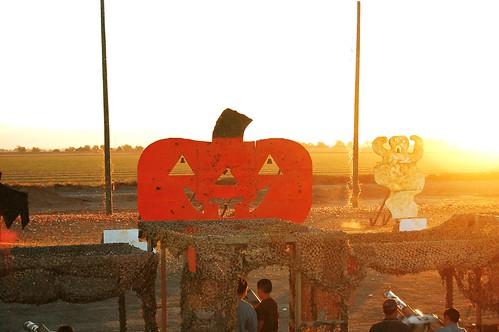 Pumpkin Blasters