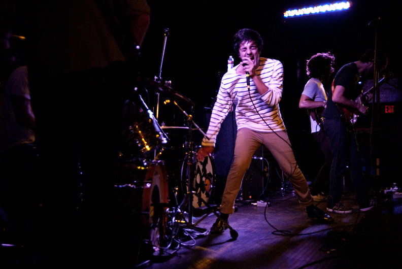 Young The Giant @ Troubadour 10/6/10