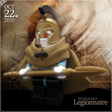 October 22 - Revenant Legionnaire