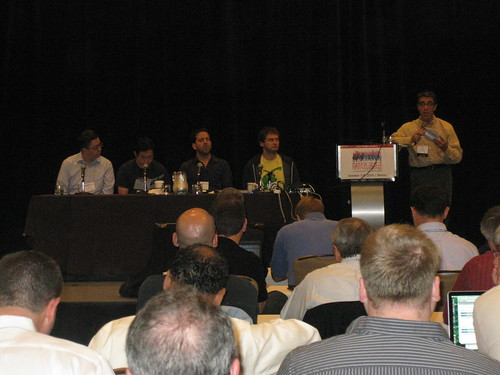 Opening session at Lucene Revolution 2010
