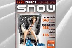SNOW 55 Market - lyže 2010/11