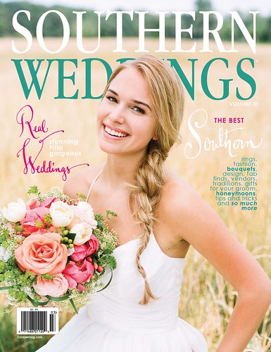 Southern Weddings Fall 2010 Issue - Merci New York