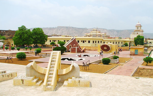 UNESCO World Heritage Site of Jantar Mantar
