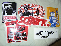 doktor schurk - NL (freaQ) Tags: urban streetart happy sticker stickerart character paste stickers cartoon vinyl adhesive printed handdrawn combo stickercombo straatkunst stickerpack freaq stickertrade