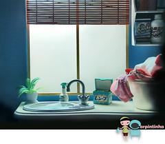 My dollhouse - the laundry 01