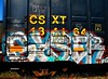 IMG_3195 (mightyquinninwky) Tags: railroad graffiti tag graf tracks railway tags tagged railcar rails boxcar graff graphiti freight trainart fr8 railart boxcarart freightart taggedboxcar paintedboxcar paintedrailcar taggedrailcar