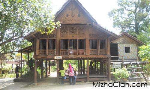 Rumah Keluarga Mahsuri