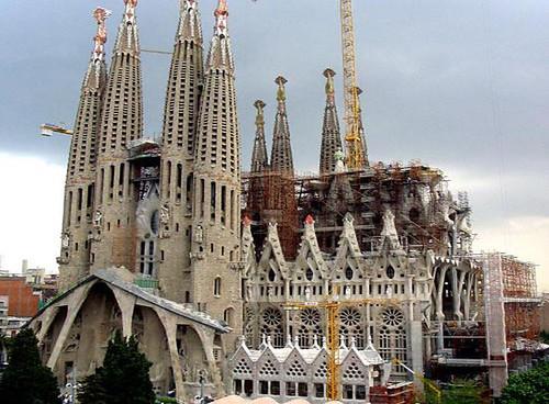 templo de la sagrada familia (barcelona)