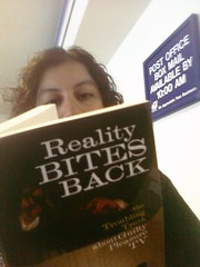 Veronica Arreola Reads Reality Bites Back
