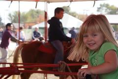 Pony girl
