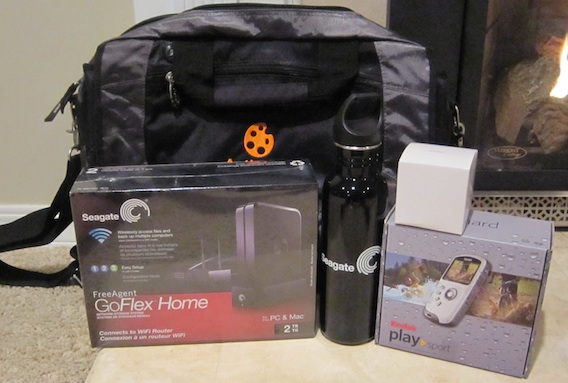 Free stuff from Blog World Expo
