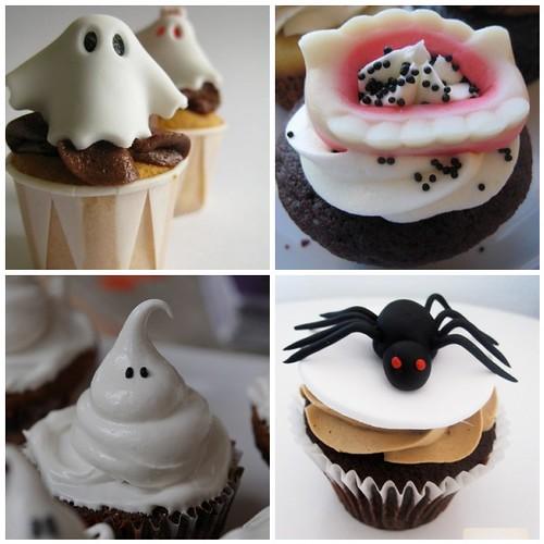 Halloween Cupcakes by Torie Jayne