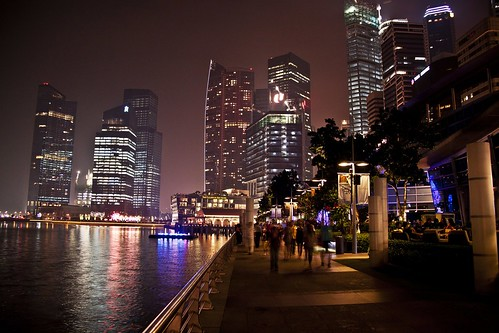Singapore by One Fullerton