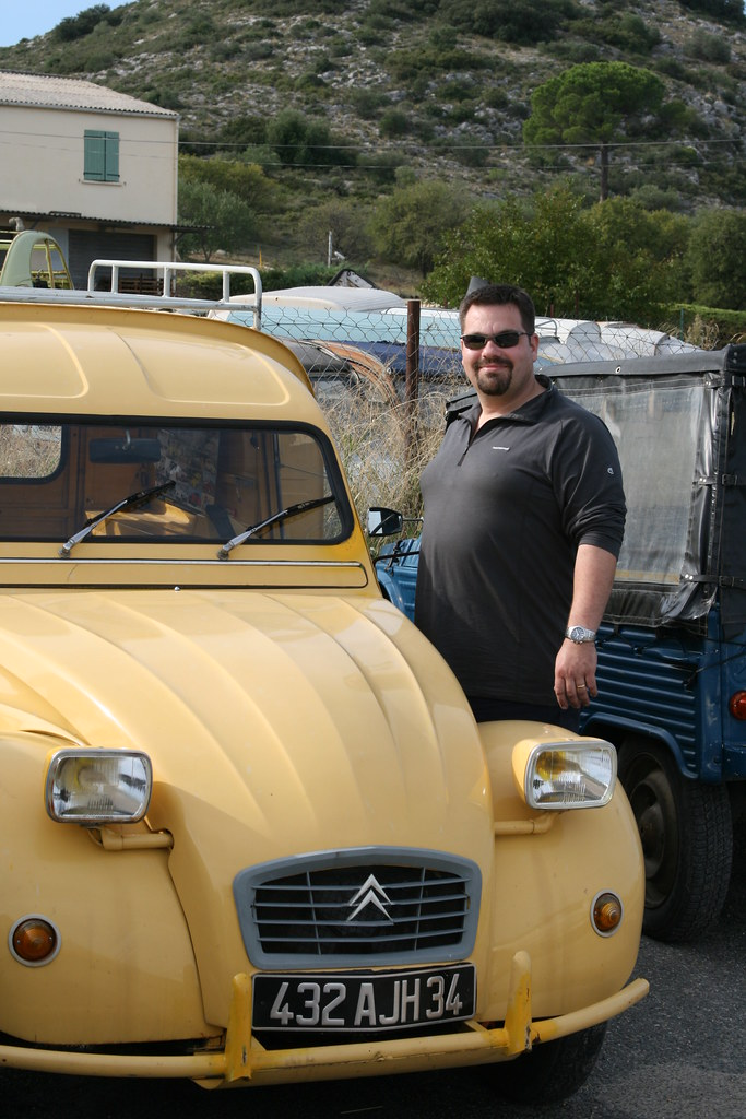 The world 39 s best photos of 2cv and scrapyard flickr hive for Garage auto narbonne