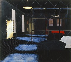 Dexter Dalwood - Robert Mapplethorpes First Loft