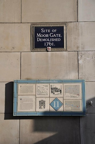 26.Wall Walk panel 11 at Moorgate