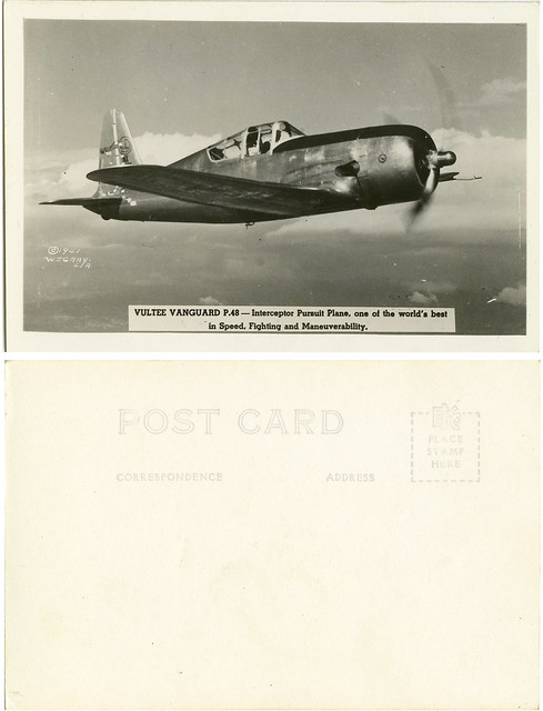 Vultee Vanguard P.48_tatteredandlost