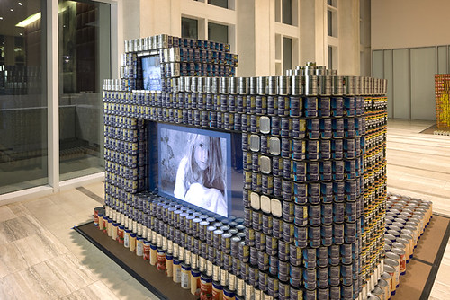 "Gensler and Arup's camera-inspired ""Can-on Picture a World Without Hunger."" (Tom Bonner)"