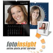 Kalendere med egna bilder