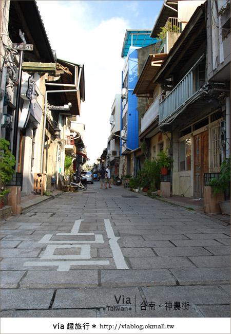 【台南神農街】一條適合慢遊、攝影、感受的老街3