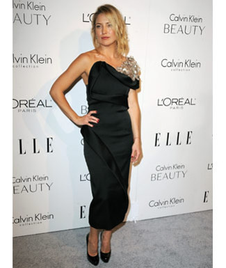 Kate Hudson attends ELLE's 17th Annual Women In Hollywood Tribute at The Four Seasons Hotel on October 18, 2010 in Beverly Hills, California.