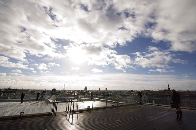 Prieks par jauno Rīgas jumtu
