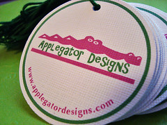 Applegator Designs - Hang Tags
