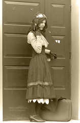 (Irina Panyukova Art) Tags: portrait sepia fave steampunk panyukova irinapanyukova wwwirinapanyukovacom