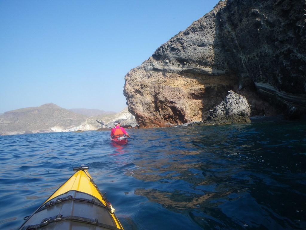 Cabo de Gata en kayak 361